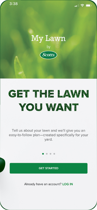 My Lawn app preview